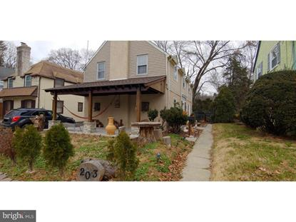 203 W CHURCH ROAD Elkins Park, PA MLS# PAMC250774
