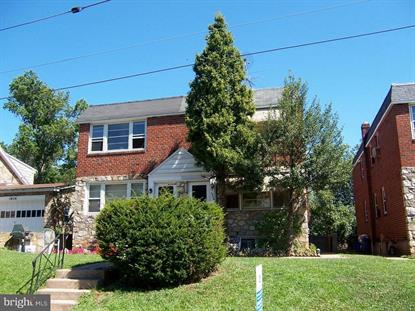 1804 CHAIN STREET Norristown, PA MLS# PAMC373258