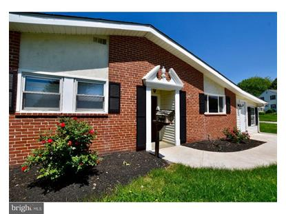 115 COLONIAL AVENUE Norristown, PA MLS# PAMC492696