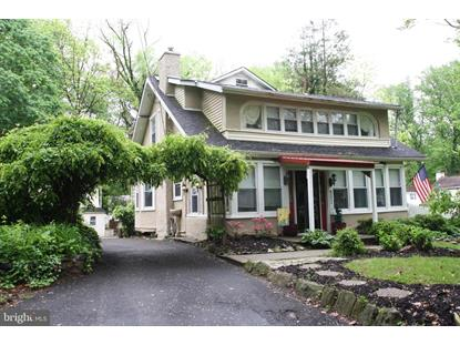 8321 THOMSON ROAD Elkins Park, PA MLS# PAMC611100