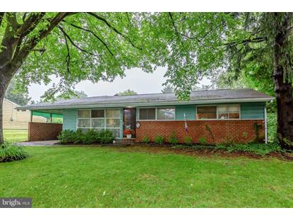 2536 HILLSIDE LANE Norristown, PA MLS# PAMC613662