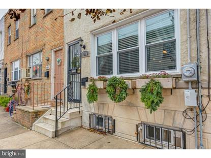 1260 PIERCE STREET Philadelphia, PA MLS# PAPH362660