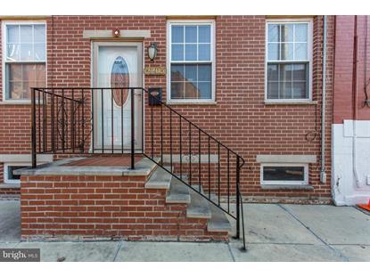 2205 S 5TH STREET Philadelphia, PA MLS# PAPH408890