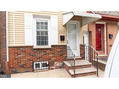 223 GERRITT STREET, Philadelphia, PA