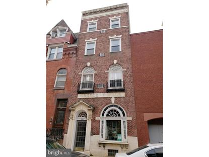 238 S 13TH STREET Philadelphia, PA MLS# PAPH851548