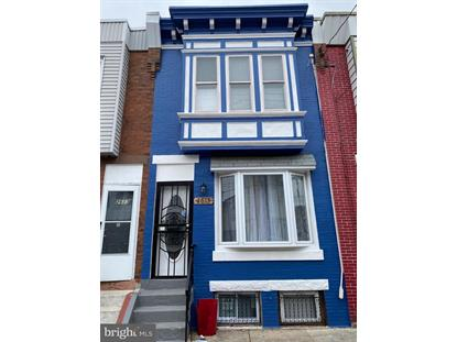 2615 S 6TH STREET Philadelphia, PA MLS# PAPH851836
