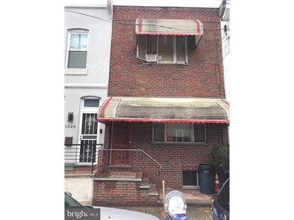 1524 S 20TH STREET Philadelphia, PA MLS# PAPH875120