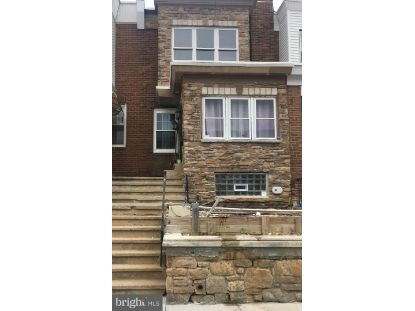 837 ANCHOR STREET Philadelphia, PA MLS# PAPH949268