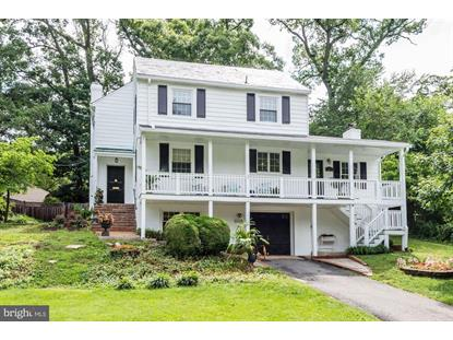 2609 VALLEY DRIVE Alexandria, VA MLS# VAAX236936