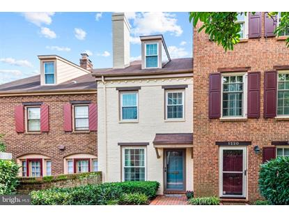 1218 MICHIGAN COURT Alexandria, VA MLS# VAAX237662