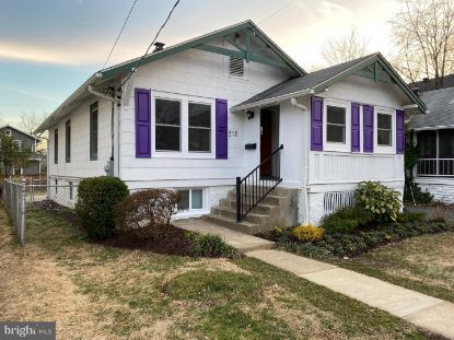 215 E HOWELL AVENUE Alexandria, VA MLS# VAAX254060