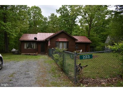 223 HONEYSUCKLE LANE Bluemont, VA MLS# VACL112370