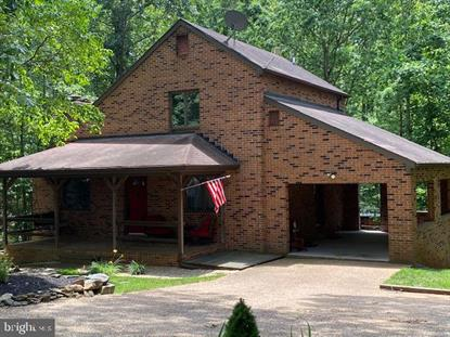 15116 SHEADS MOUNTAIN ROAD Rixeyville, VA MLS# VACU141828