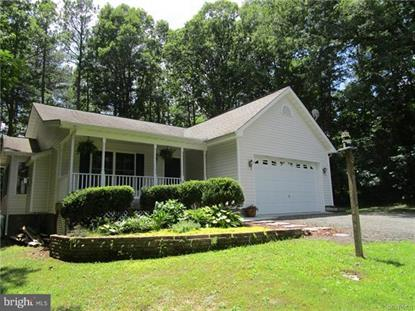 95 LAKE CAROLINE DRIVE Ruther Glen, VA MLS# VACV109648