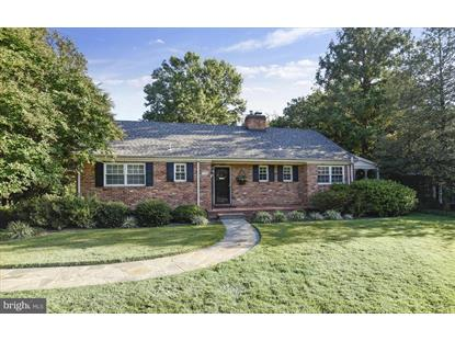 403 E JEFFERSON STREET Falls Church, VA MLS# VAFA103718