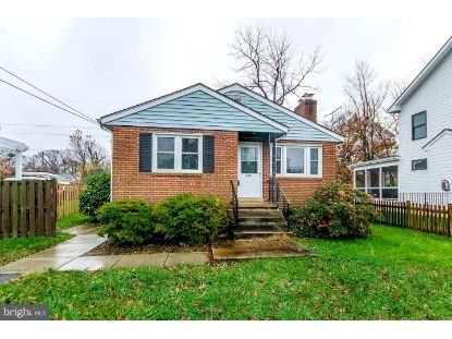 613 LINCOLN AVENUE Falls Church, VA MLS# VAFA111706