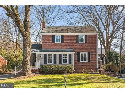 111 S OAK STREET Falls Church, VA MLS# VAFA111802