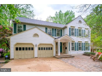 1008 N TUCKAHOE STREET Falls Church, VA MLS# VAFA111834