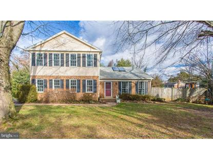 10502 PROVIDENCE WAY Fairfax, VA MLS# VAFC111346