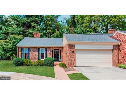 3920 RUST HILL PLACE Fairfax, VA MLS# VAFC118650