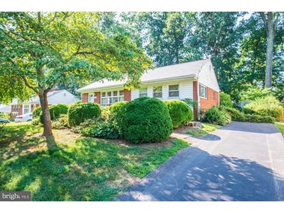 10909 BYRD DRIVE Fairfax, VA MLS# VAFC118678