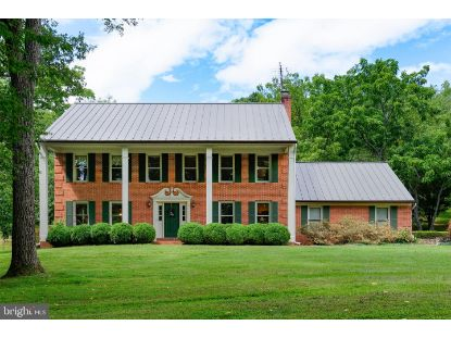 10214 POSSUM HOLLOW DRIVE Delaplane, VA MLS# VAFQ166844