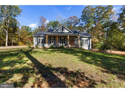 5196 OLD GRAY FARM LANE Sumerduck, VA MLS# VAFQ167878
