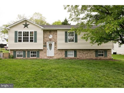 8015 HILLSIDE DRIVE Middletown, VA MLS# VAFV162976