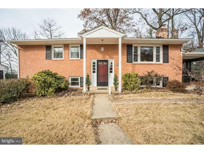 7504 ALLAN AVENUE Falls Church, VA MLS# VAFX102132