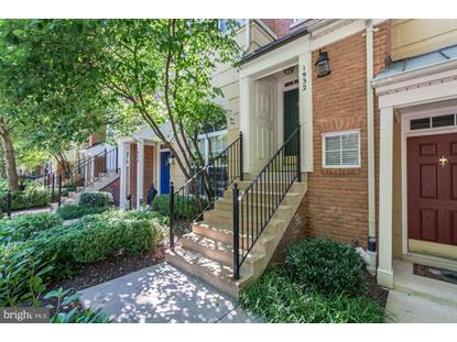 1932 CRESCENT PARK DRIVE Reston, VA MLS# VAFX103438