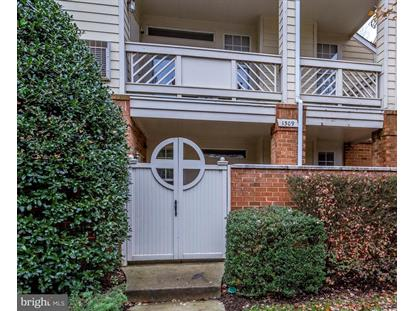 1309 GARDEN WALL COURT Reston, VA MLS# VAFX103716