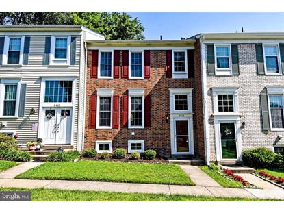 5413 HELM COURT Fairfax, VA MLS# VAFX1074826