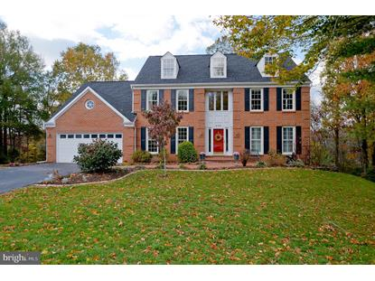 6738 JADE POST LANE Centreville, VA MLS# VAFX1098844