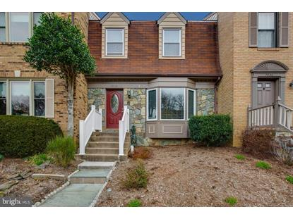 7952 YANCEY DRIVE Falls Church, VA MLS# VAFX1115402