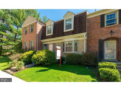 5423 CHESHIRE MEADOWS WAY Fairfax, VA MLS# VAFX1118432