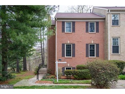 10401 CARRIAGEPARK COURT Fairfax, VA MLS# VAFX1119870