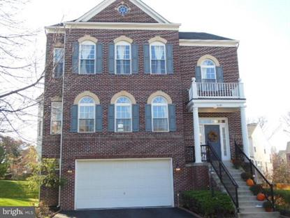 7605 BRITTANY PARC COURT Falls Church, VA MLS# VAFX1128100