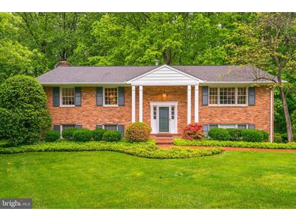 1725 FOX RUN COURT Vienna, VA MLS# VAFX1130680