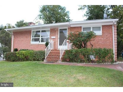 6713 OSBORN STREET Falls Church, VA MLS# VAFX1132106