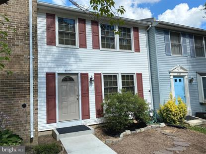 8167 CURVING CREEK COURT Springfield, VA MLS# VAFX1140594