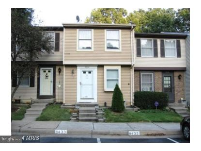 8433 SUGAR CREEK LANE Springfield, VA MLS# VAFX1144020