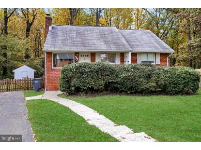 7046 LEE PARK COURT Falls Church, VA MLS# VAFX1163094