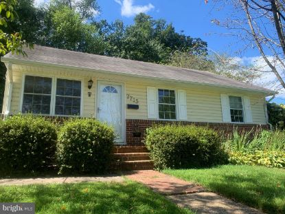 7715 LUNCEFORD LANE Falls Church, VA MLS# VAFX1164112