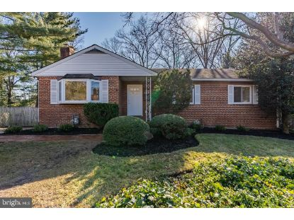 6231 KILMER COURT Falls Church, VA MLS# VAFX1165770
