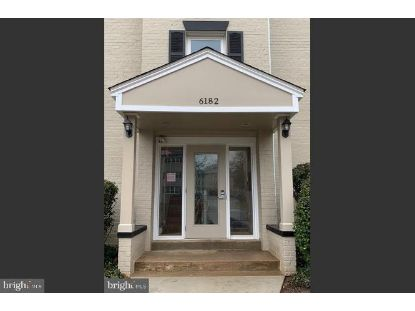 6182 GREENWOOD DRIVE Falls Church, VA MLS# VAFX1169964