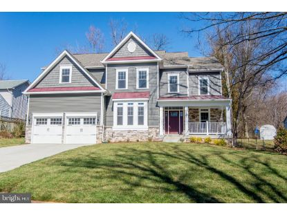 7408 BETHUNE STREET Falls Church, VA MLS# VAFX1175598