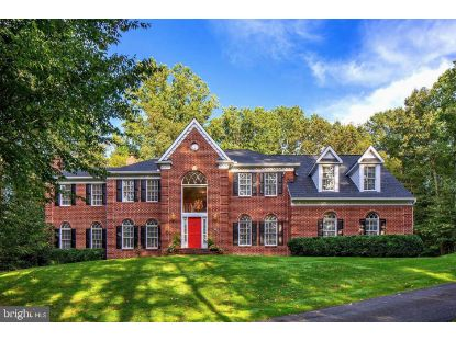 8411 CATHEDRAL FOREST DRIVE Fairfax Station, VA MLS# VAFX1183152