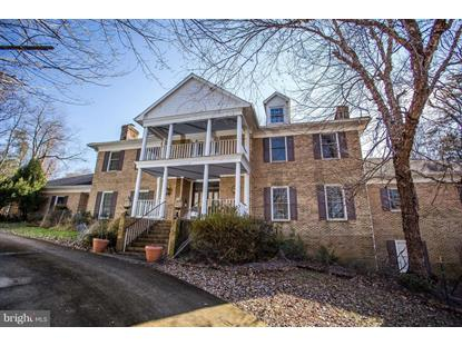 9411 ARNON CHAPEL ROAD Great Falls, VA MLS# VAFX299840
