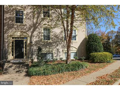 3903 GOLF TEE COURT Fairfax, VA MLS# VAFX524050