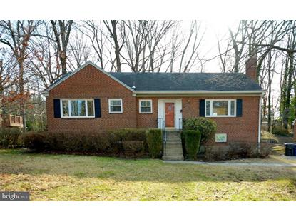 3143 VALLEY LANE Falls Church, VA MLS# VAFX535350